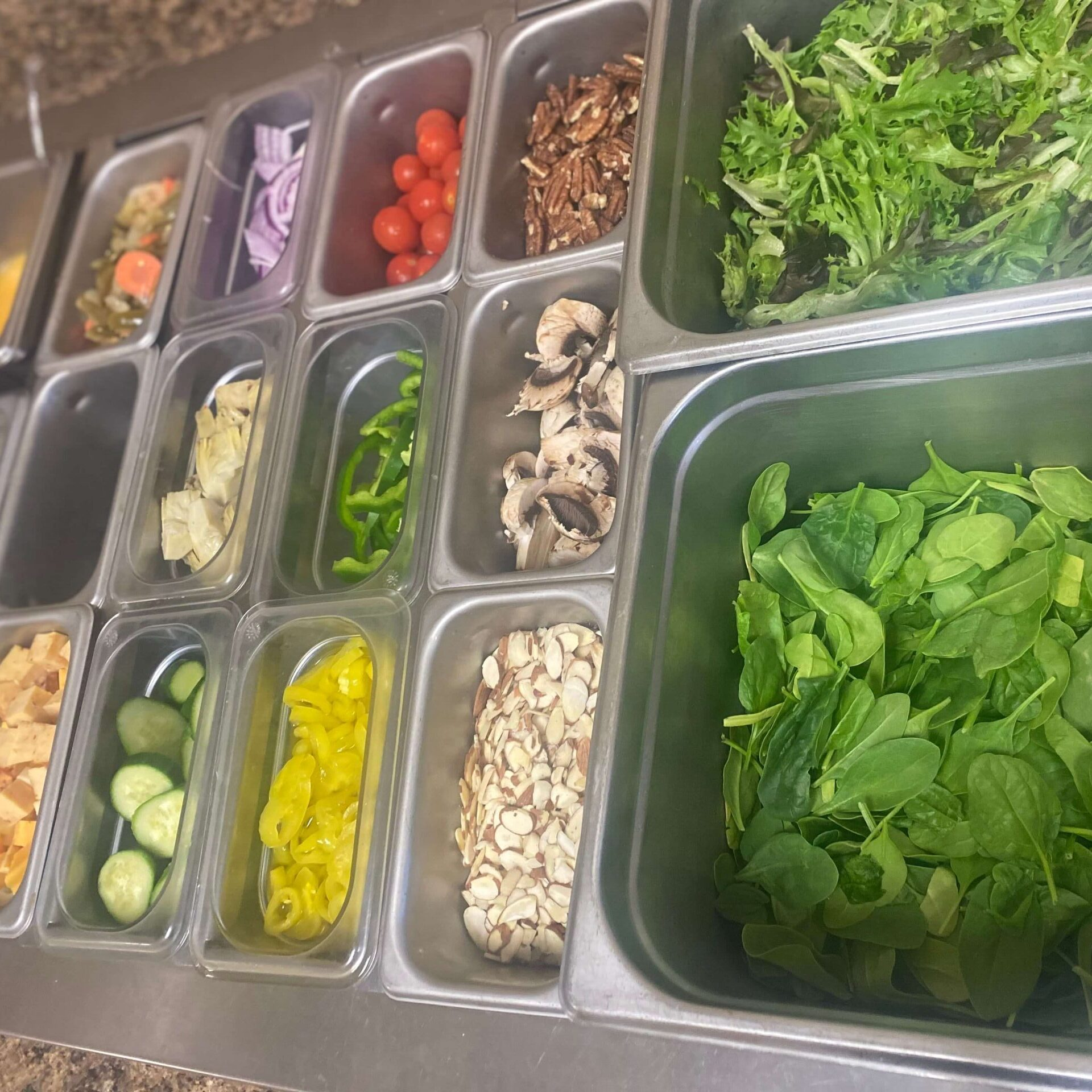 Salad Bar Greens and Veggies Rocky Mountain Deli2 2 compressed scaled e1625076063123